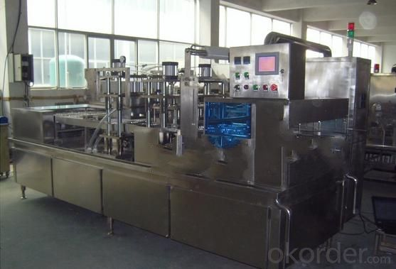 Automatic Cup Filling Sealing Machine for Water