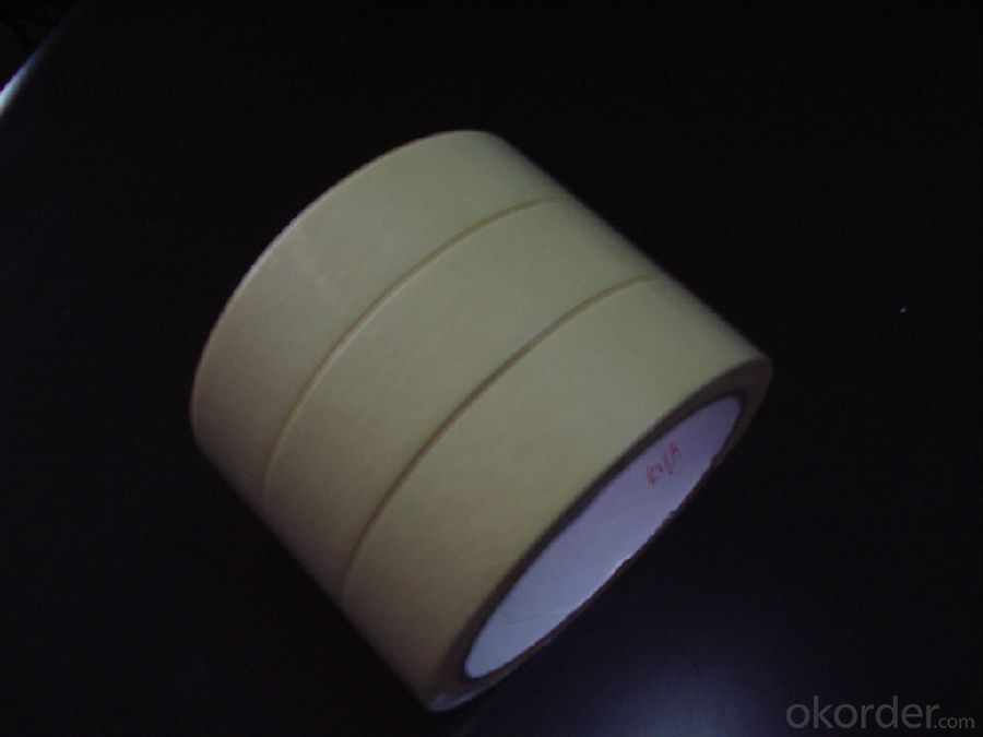 Kraft Paper Tape In All Colors and Sizes as Customers Request