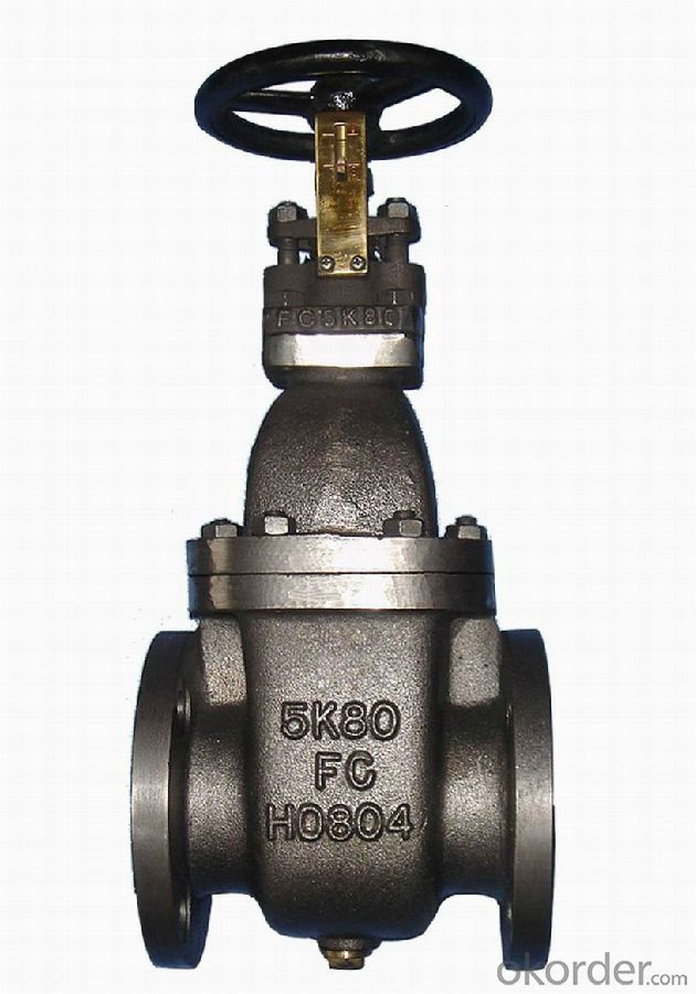 Gate Valve on Sale DIN3352 Made in China of  Largest Valve Manufacturer