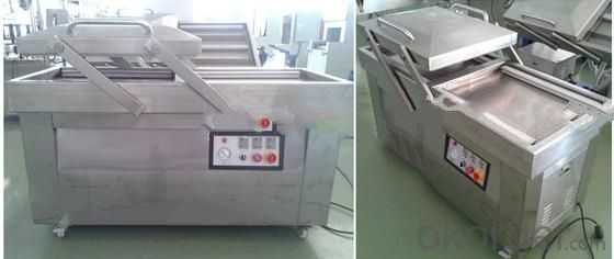 Vacuum Packing Machine With Double Chamber
