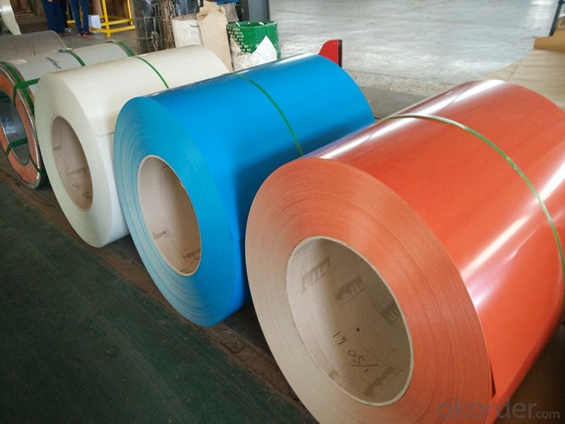 Buy Pre-painted Aluzinc Steel Coils/ Color Steel Coils in ...