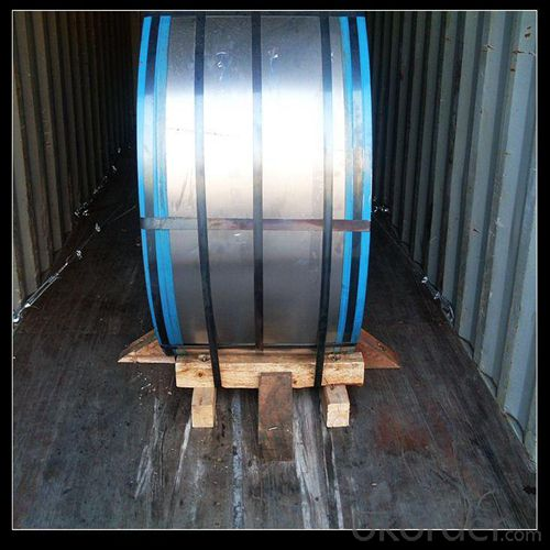 Electrolytic Tinplate Coil for Can Making