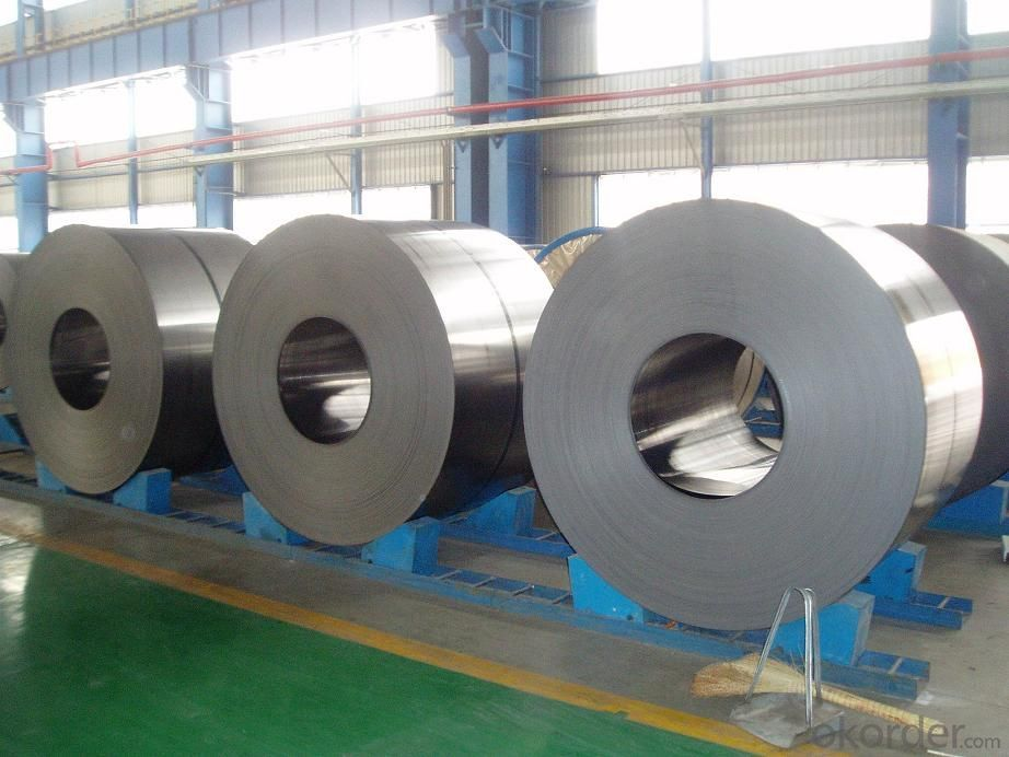 Hot- rolled steel coil for construction GB Q235