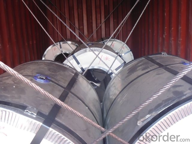 Hot Dipped Galvanized Steel Coils for Roofing Sheet SGCC (DX51D+Z)