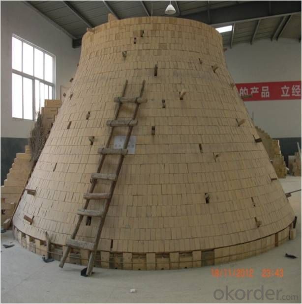 Refractory Silica Brick for Coke Oven/Furnance