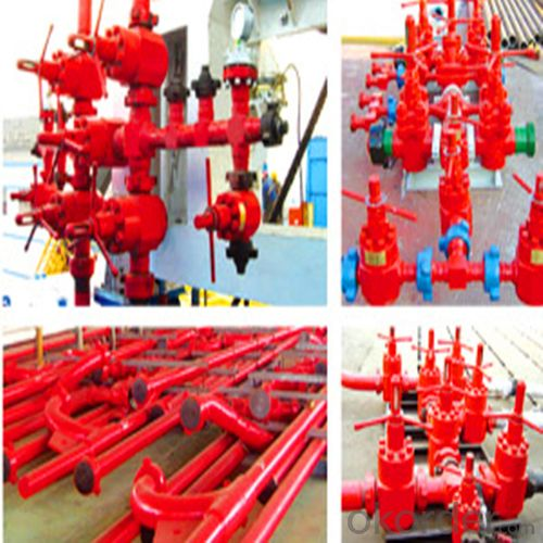Drilling Fluid Manifolds with API Standard