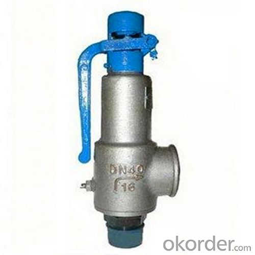 Safety Valve of High Quality with API 6A Standard