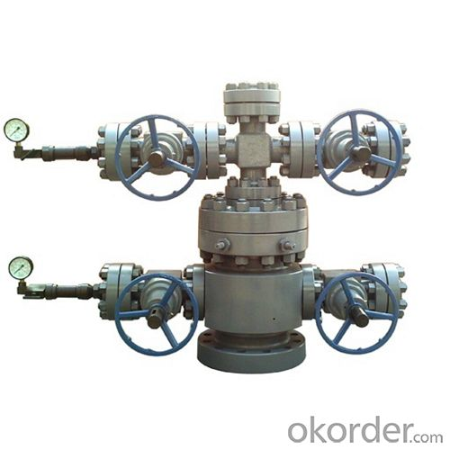 Wellhead Assembly of High Quality with API 6A Standard
