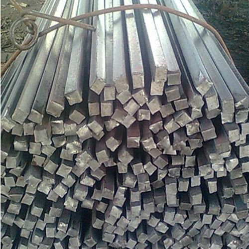 Steel Square Bar Small Sizes with Length of 6 Meters