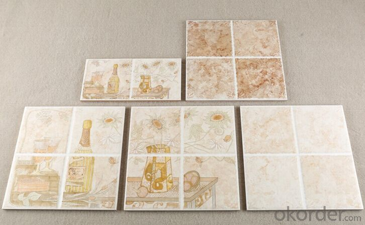 Popular 5D wall tile,exterior wall tile,porcelain tile