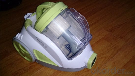 Vacuum Cleaner Bagless Cyclonic Vacuum Cleaner CNCL601