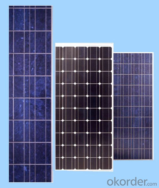 PV Solar Module 250W with High Efficiency for Home Use