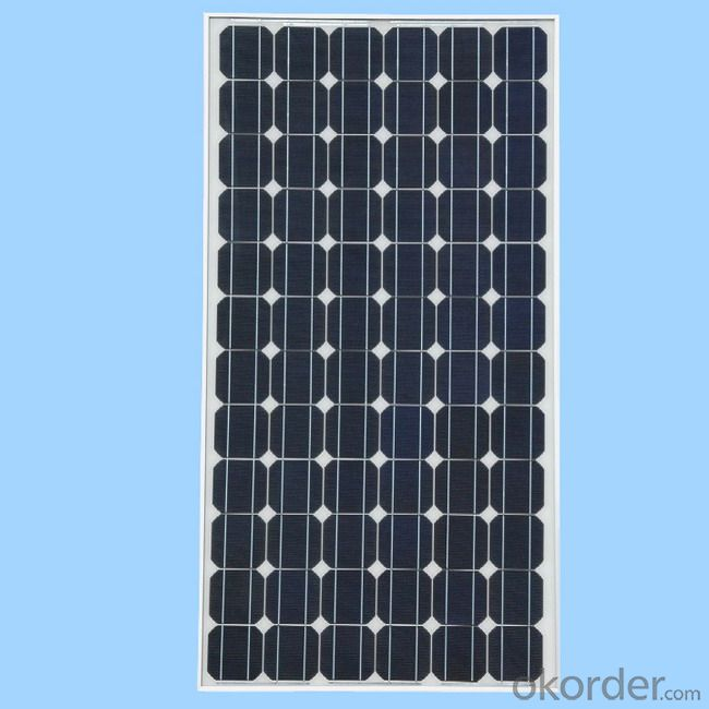 5W to 300W  Monocrystalline Solar Panels with Factory Price CNBM