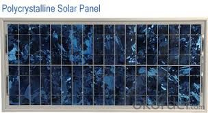 Mini 2W Poly solar Panel with 25 Years Warranty CNBM