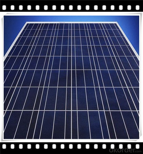 70W Poly solar Panel Mini Solar Panel Newest Solar Panel CNBM