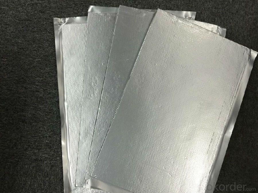 New Pattern Aluminum Microporous Insulation Board