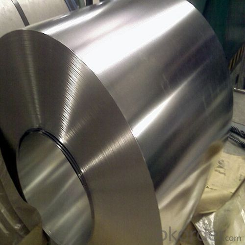 Tinplate in Sheets and Coils for Cans Packing