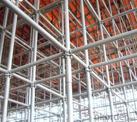 Quick Lock  System Scaffolding with  Steel Q235 Q345  CNBM