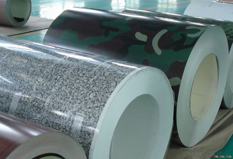 The Cheap Pre-Painted Galvanized/Aluzinc Steel Coil
