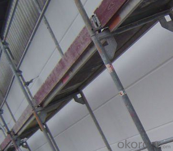 Facade Scaffold System FAS with layher style CNBM