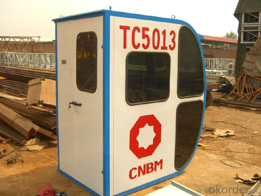 TC7135 Crane Machine with CE ISO Certificate