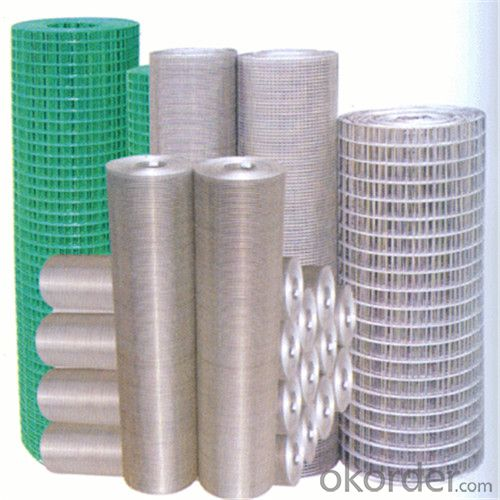 Galvanized Wire Mesh/Hot Dipped  Electro Galvanized, PVC  Durable Factory Price