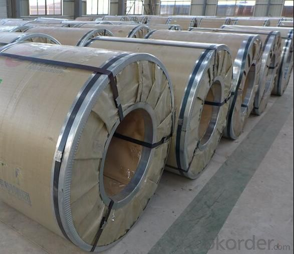 Hot-dip Galvanized Rolled Pickled and Oiled Steel Coil