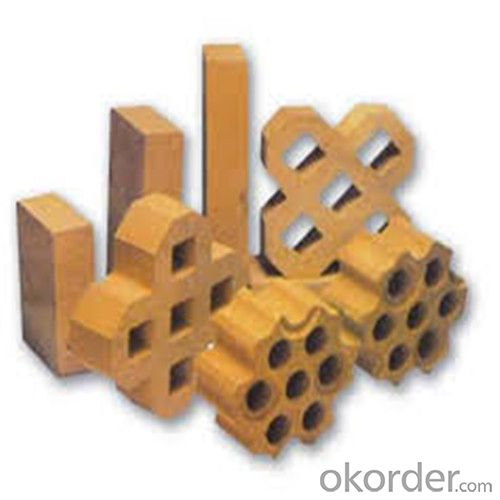 Refractory Fireclay Brick for Coke Oven