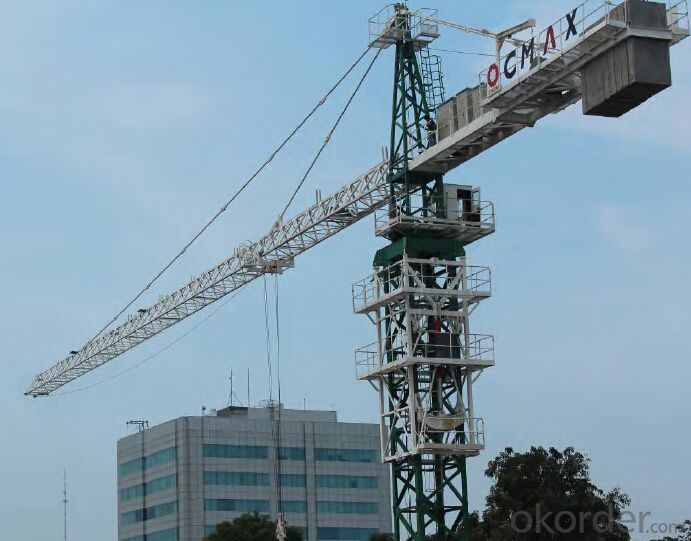 Tower Crane Price Used Tower Crane TC6520 sold on Okorder