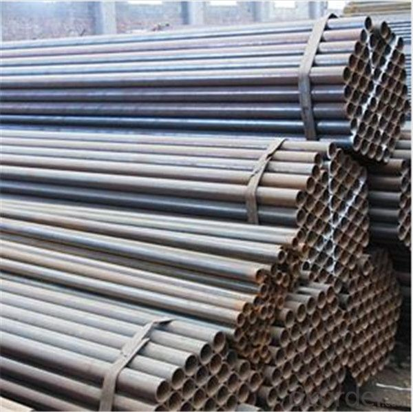 Black Scaffolding Tube 38.1*4.0 Q235 Steel EN39/BS1139 CNBM