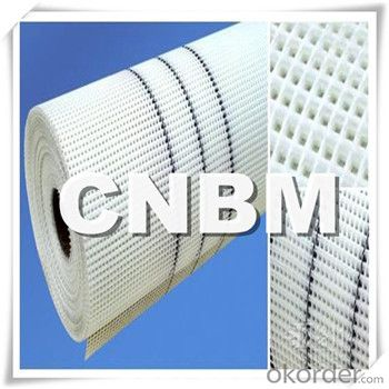 120gsm,5mm*5mm White Alkali Resistant Marble Mesh for Buildings