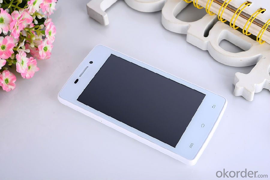MTK6582 Quad-core  Smartphone 4 inch IPS Screen