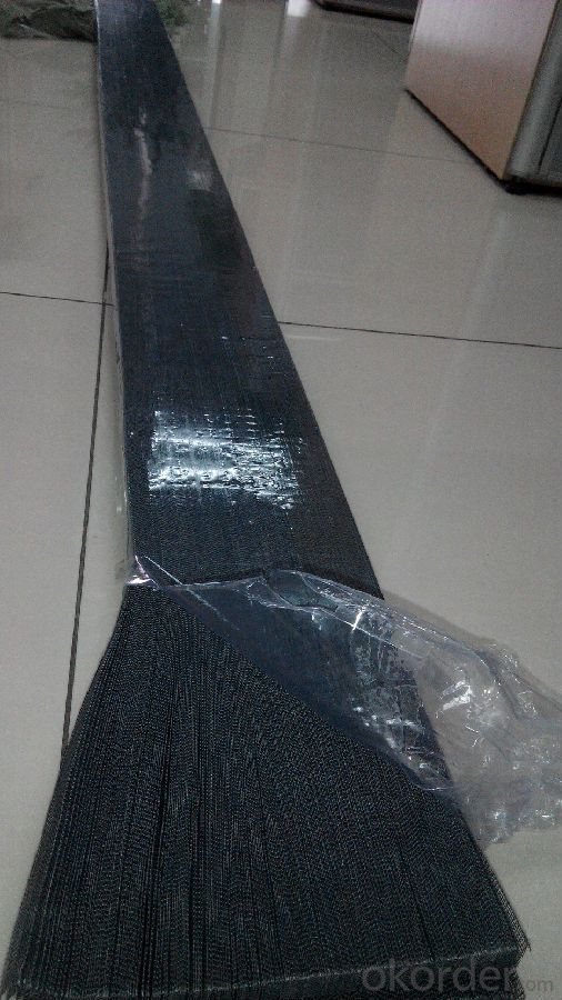 PET Pleated Mosquito Net for Screen System
