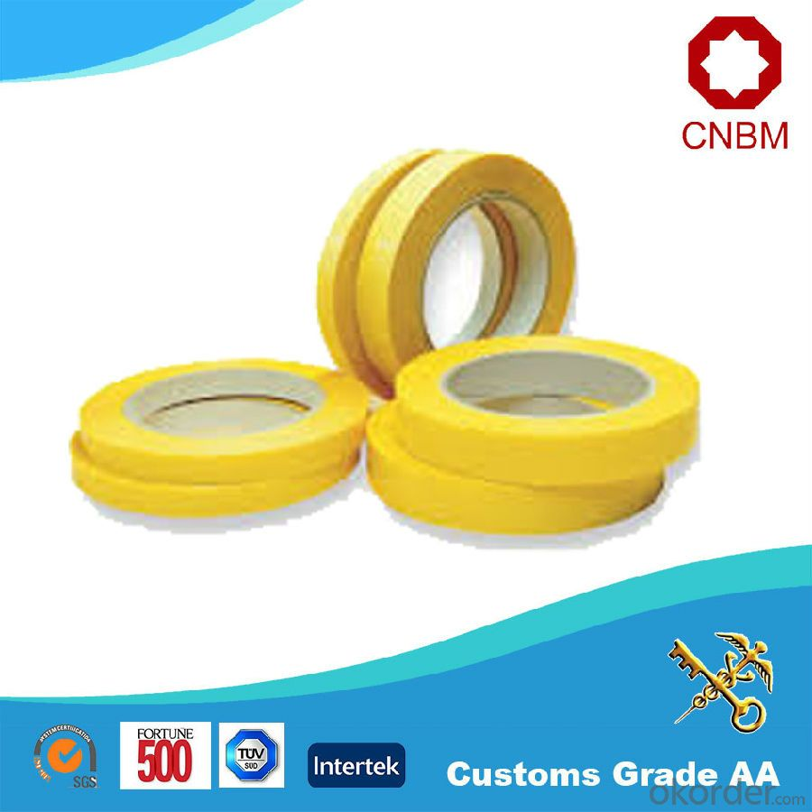 Double Sided Tape Tissue Material Leave No Residue Peels Off Easily
