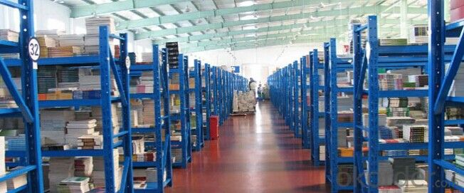 Midium Duty Type Pallet Racking System for Warehouse