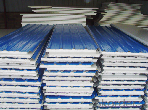 0.4mm-0.5mm Pre-Painted Galvanized Steel Roofing Sheet PPGI