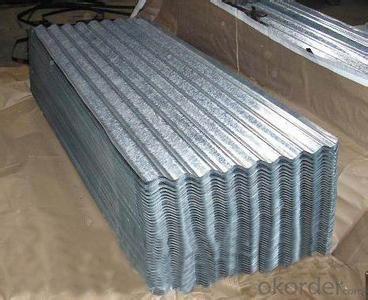 galvanized corrugated steel sheet high quality
