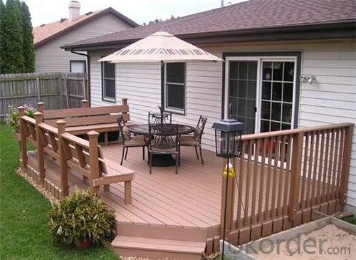 Tongue and Groove Composite Decking Wholesale