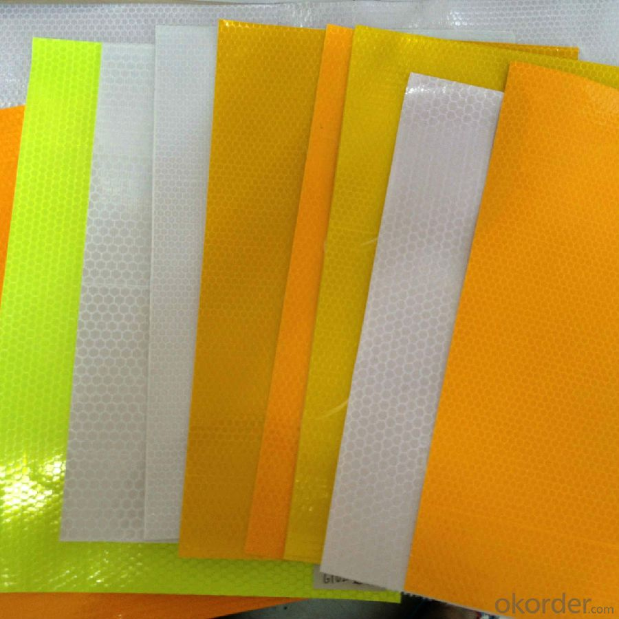PVC Honeycomb Reflective Film Reflective sheet