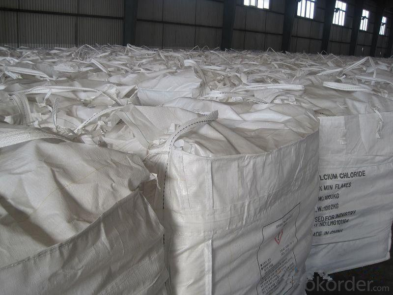 Calcium Chloride in High Quality from China