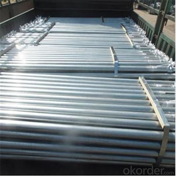 Finish Painted Heavy Duty Prop 2.0M-3.9M Q235 Steel Prop Standard EN1065 CNBM
