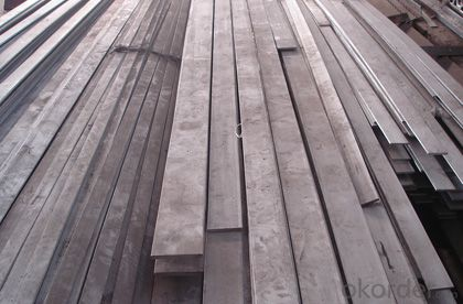 Q235B steel flat for construction with good