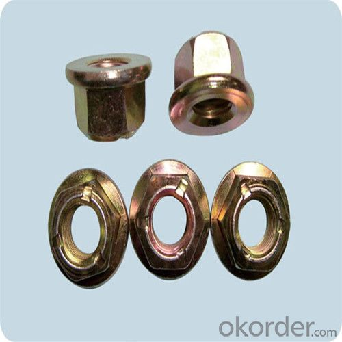 Small Size Hex Nut High Strength Factory Direct Price with High Quality