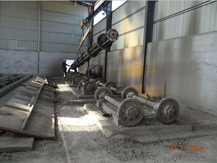 Concrete Pole Weights : Buy pre stressed concrete electric pole making machine