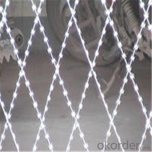 Galvanized Barbed Wire with High Quality Factory Direct