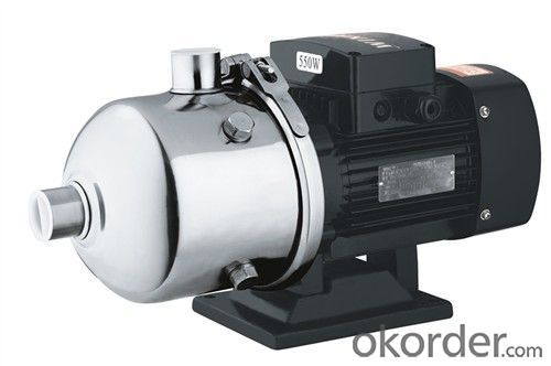 CHL and CHLF(T) Horizontal Multistage Stainless Steel Water Centrifugal Pump