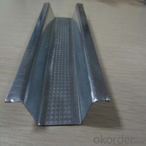 Building Material Drywall Steel Profile ISO Factory