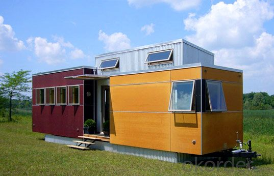 Container House/Home  with CE,CSA&AS Certificate
