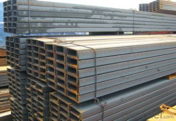 100*50*6.0mm JIS U CHANNEL for CONSTRUCTION