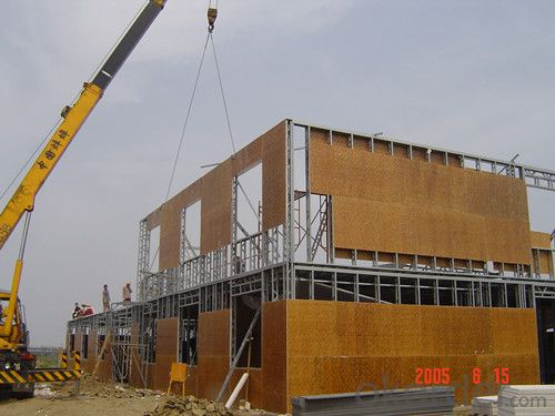 Prefabricated  House with Prefab House with High Quality